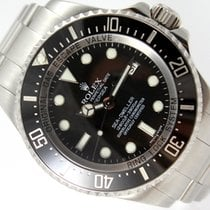 Rolex DEEPSEA SEA-DWELLER CERAMIC & STEEL 44MM V-SERIES