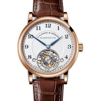 A. Lange & Söhne 730.032 1815 Tourbillon in Rose Gold - on...