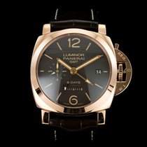 Panerai Luminor 1950 8 Days GMT PAM00576 2017 new