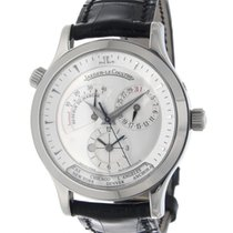 Jaeger-LeCoultre Master Geographic, 142.8.92, Steel, 38mm