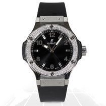 Hublot Big Bang Steel Diamond 38mm - 361.SX.1270.RX.1104