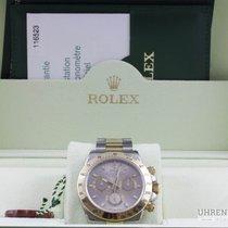 Rolex Daytona Chronograph Stahl Gold Bicolor LC100 Fullset Box...