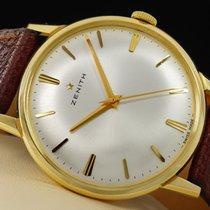 Zenith Gold Watch 18K cal.2532 - 1968