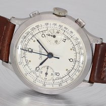 Eberhard & Co. Pre Extra Fort Oversized Single Button Chronograph
