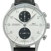 IWCポルトギーゼ ・中古・時計 (化粧箱入り)・41 mm・スチール