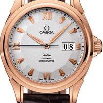 Omega De Ville Co-Axial neu 38.6mm Rotgold