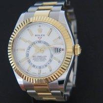 Rolex Sky-Dweller Gold/Steel 326933