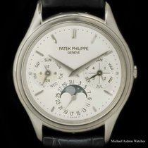 Patek Philippe Perpetual Calendar White gold 36mm United States of America, New York, New York
