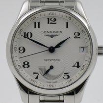 Longines Master Collection Staal 42mm Zilver Arabisch Nederland, Nijmegen  (www.horloge-sieraden.nl)