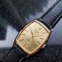 Rolex Men's 18K Solid Gold Cellini ref.3807 Manual Hand-Wind,...