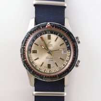 Enicar Steel 43mm Automatic Sherpa pre-owned