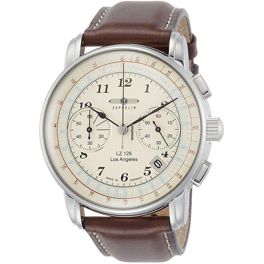 Zeppelin Men s 7614-5 Los Angeles Watch eladó 80 700 Ft Trusted Seller  státuszú eladótól a Chrono24-en 2cb6403f6e