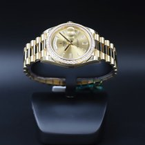 Rolex 228348RBR Yellow gold Day-Date 40 40mm new