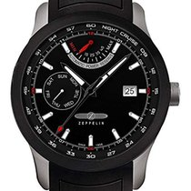 Zeppelin 42mm Automatic new Black