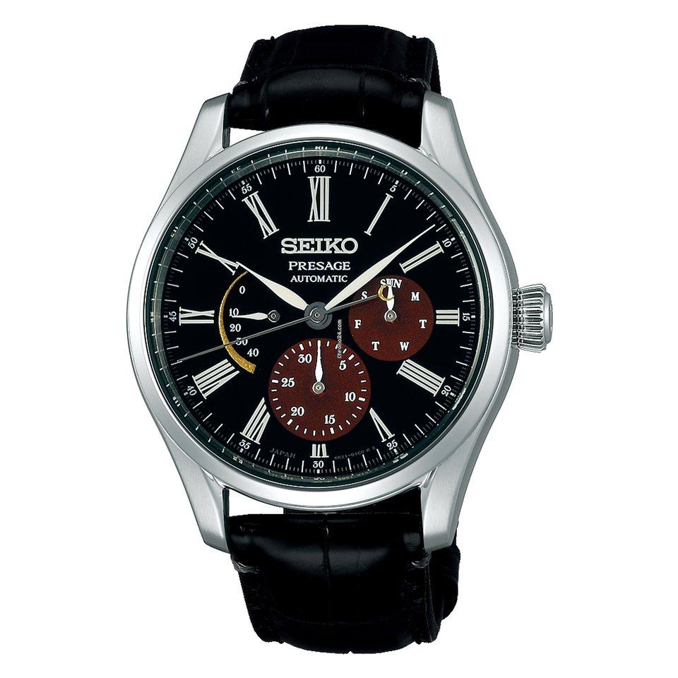 a66b0a7c5 Seiko Presage - all prices for Seiko Presage watches on Chrono24