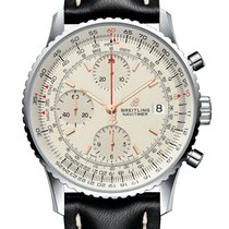 Breitling A13324121G1X4 Steel 2021 Navitimer Heritage 41,00mm new