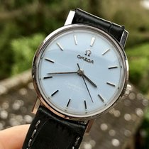 Omega Seamaster De Ville midsize 30mm unisex watch blue dial +...