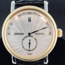 Chronoswiss Or/Acier 38mm Remontage automatique CH1422 occasion