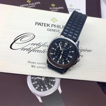 Patek Philippe 5066A-001 Steel 2002 Aquanaut 34mm pre-owned
