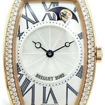 Breguet Héritage Rose gold 26mm Mother of pearl Roman numerals