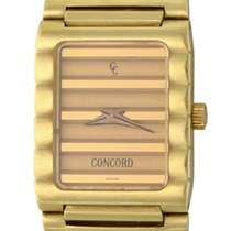 Concord Yellow gold 19mm Quartz 5061647 A7 pre-owned United States of America, Texas, Dallas
