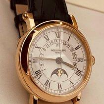 Patek Philippe Perpetual Calendar Rose gold 36mm White Roman numerals