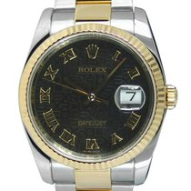 Rolex Datejust 36mm Black Roman numerals United States of America, Missouri, BRANSON