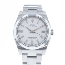Rolex Oyster Perpetual 36 Steel 36mm Silver United States of America, Georgia, Atlanta