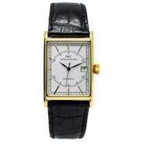 IWC Novecento Yellow gold 41mm Silver
