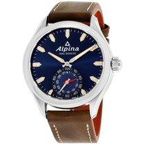 Alpina Horological Smartwatch Steel 44mm Blue United States of America, New York, Brooklyn