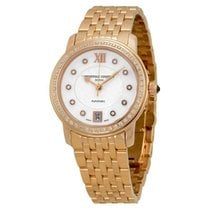Frederique Constant Ladies Automatic World Heart Federation Acier Blanc