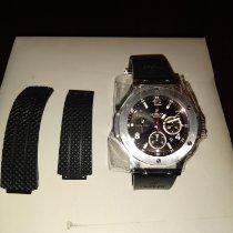 Hublot Big Bang 44 mm nuevo 2007 Automático Cronógrafo Reloj con estuche y documentos originales 301.SX.130.RX