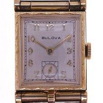 Bulova Mans Wristwatch Picture Watch also called Photo - Watch