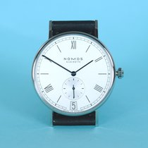 NOMOS Ludwig 38 new 2019 Manual winding Watch with original box and original papers 231
