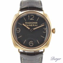 Panerai Radiomir 3 Days Rose Gold PAM 379