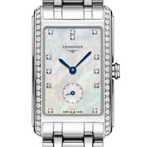 Longines DolceVita Steel 23mm Mother of pearl United States of America, New York, Airmont