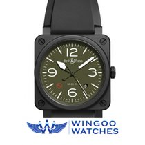 Bell & Ross BR 03-92 MILITARY TYPE Ref. BR0392-MIL-CE