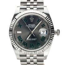 Rolex Datejust II ref. 126334 Rodium  Index