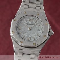 Audemars Piguet Lady Royal Oak Edelstahl Damenuhr E38023...