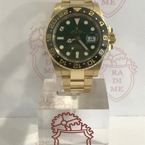 Rolex Gmt-Master II Ceramic Green Yellow Gold 116718LN