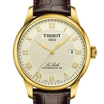 Tissot T0064073626300 Le Locle Powermatic 80 Automatic...