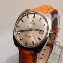 Omega Vintage Mens Mechanical Seamaster Cosmic Steel Watch Box