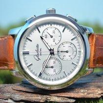 Glashütte Original Senator Chronograph, UNGETRAGEN, Referenz...