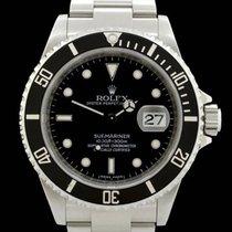 Rolex Submariner Date - Ref.: 16610 - M-Serie/Rehaut - Box &...