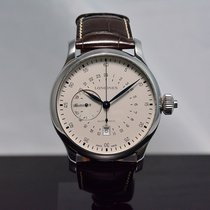 Longines Twenty-Four Hours / Box & Papers / Warranty