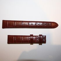 Longines Leather Strap Brown 15-12mm