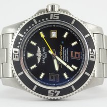 Breitling Steel Automatic pre-owned Superocean 44