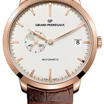 Girard Perregaux Růžové zlato 41mm Automatika 1966 nové