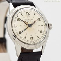 Wittnauer Steel 33mm Automatic pre-owned
