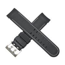 Hamilton Horlogeband nieuw Rubber Khaki X-Wind